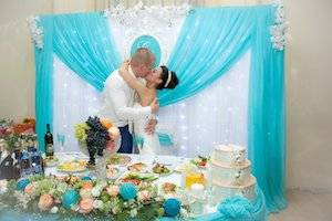 Оформление свадьбы недорого