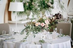 Стиль оформления свадеб